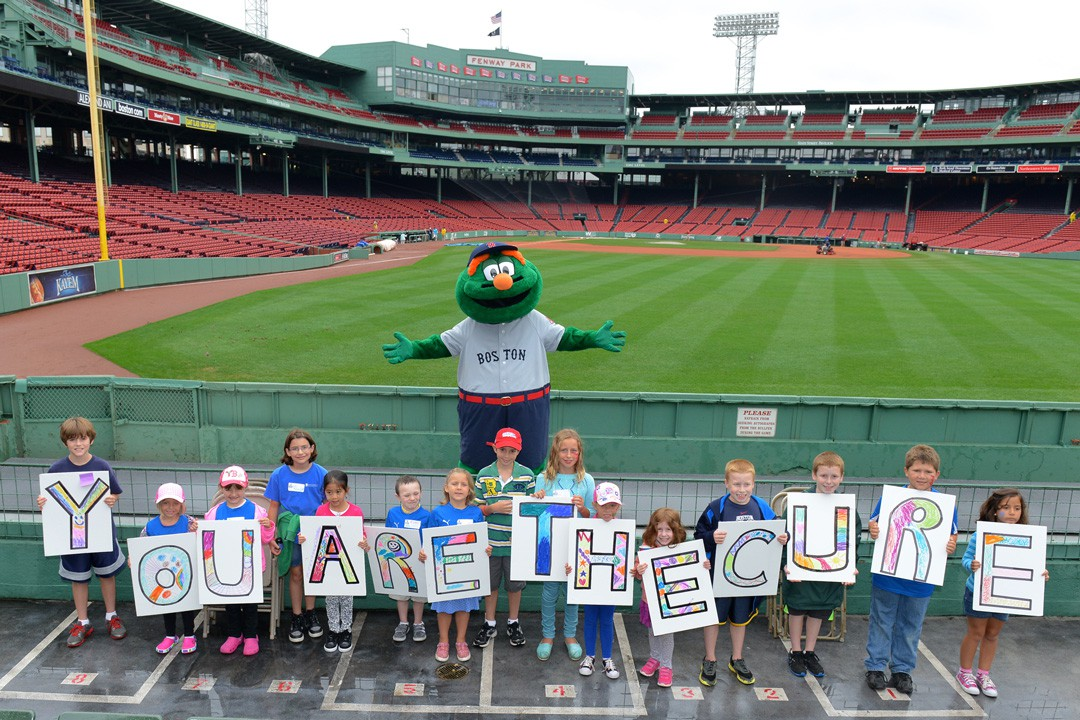 Expect Miracles Foundation Hosts 5th Annual Kids Golf Day at Fenway Park