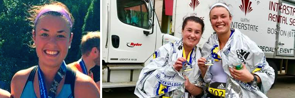 Boston Marathon Featured Runner - Jessica DiPhilippo