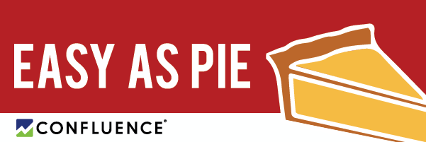 Easy As Pie! Confluence employees support the fight against cancer