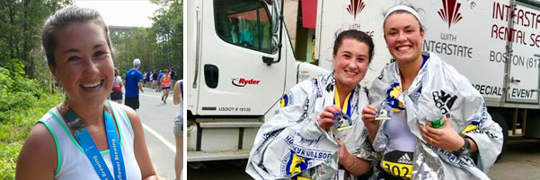 Boston Marathon Featured Runner - Laura Adams